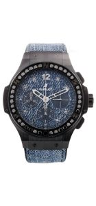 Jeans Black Diamonds 41mm L.E.