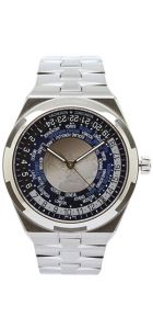 Overseas World Time 43.5mm