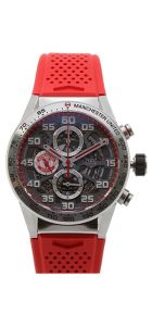 "Carrera 43mm ""Manchester United"""