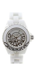 J12 White Graffiti 33mm L.E.